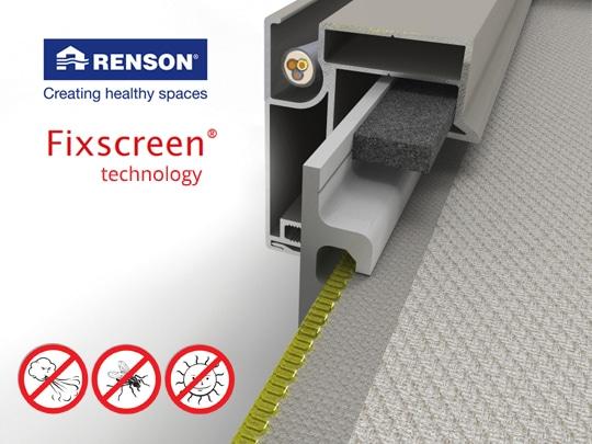 fixscreen technológia