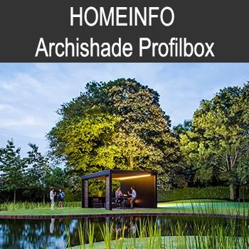 Homeinfo Archishade Profilbox 2018