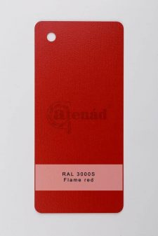 05_RAL 3000S Flame red