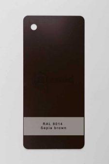 07_RAL 8014 Sepia brown