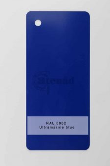 10_RAL 5002 Ultramarine blue