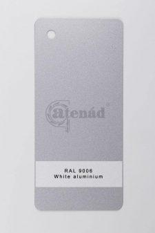13_RAL 9006 White aluminium