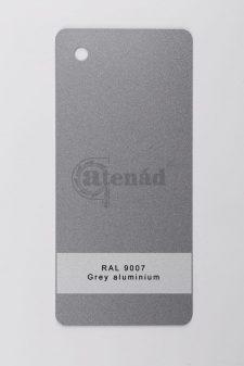 14_RAL 9007 Grey aluminium