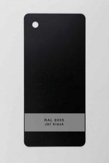21_RAL 9005 Jet black