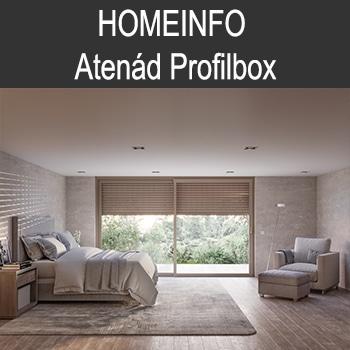 Homeinfo Atenád Profilbox 2018